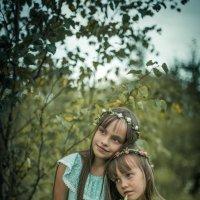 Сёстры Вика и Ника :: Tanya Petrosyan