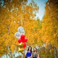 Осень... :: Дмитрий Головин