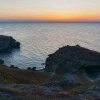 Солнце село :: Игорь Кузьмин