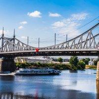 Староволжский мост :: Ruslan