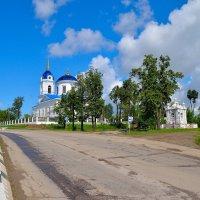 Дорога к храму. :: Александр Зуев