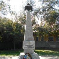 Обелиск участникам войны 1812 года :: Tarka