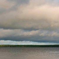 На озере. :: Юрий Шувалов