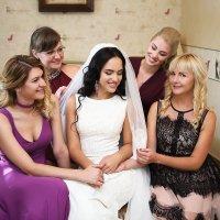 Сборы невесты :: Анастасия Тищенко