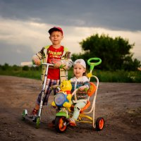 Лето в деревне :: Ирина Летунова