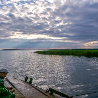Рыбалка :: Мария Богуславская