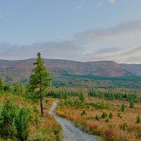 осень в горах :: Николай Мальцев