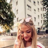 Фотосессия в городе. Фотограф Руслан Кокорев. :: Руслан Кокорев
