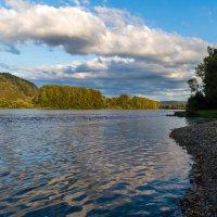 На реке Уса :: Владимир Деньгуб