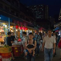 Гонконг. На рынке в районе Choi Hung :: Sofia Rakitskaia
