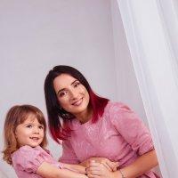 Елена и Валерия. Мама и доча :: oksana sivtunova