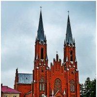 Костел Рождества Девы Марии :: Vladimir Semenchukov