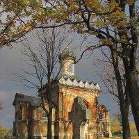 Осень жизни, как и осень года, надо не скорбя благословить :: bajguz igor