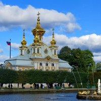 Дворцовая церковь Св,ап.Петра и Павла :: Светлана Петошина