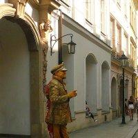 На улицах Кракова :: Galina Belugina