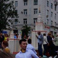 Москва танцующая :: Ирина Шурлапова