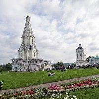 Церковь Вознесения Господня :: Сергей Фомичев