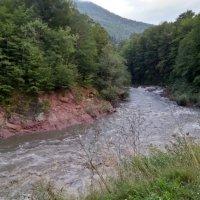 АДЫГЕЯ. Река Белая :: Tata Wolf