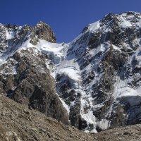 перевал Крумкольский провал(4250 м) :: Леонид Сергиенко