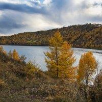 """""""Озеро Круглое"""" :: Алексей Мезенцев"""