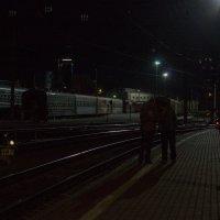 Поезда :: Лилия Кондратьева