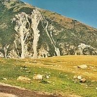 Лучше  гор,  могут быть  только  горы! :: Виталий Селиванов