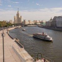 Москва-река :: Владимир Брагилевский