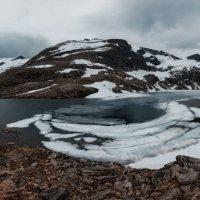 Летнее горное озеро. :: Sven Rok