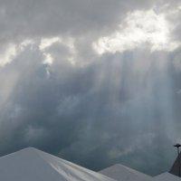 Небо- перед грозой... :: An-na Salnikova