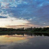 Вечер на реке :: Елена Якушина