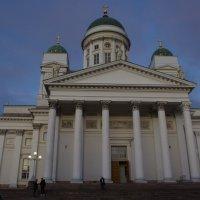 Хельсинки.Кафедральный собор :: Марина Сорокина