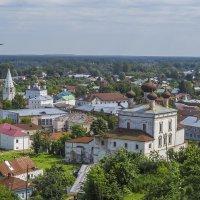 Городской пейзаж :: Сергей Цветков