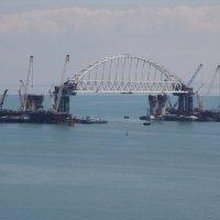 Крымский мост :: Yuliya Soloviova Соловьева