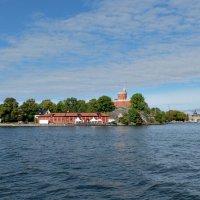 Стокгольм остров Kastellholmen :: Swetlana V