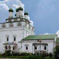 Свято-Богоявленский мужской монастырь . Мстёра. :: Vlad Sit