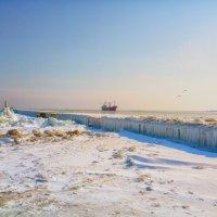 В солнечный морозный день... :: Вахтанг Хантадзе