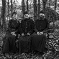 Братия, Жировичи 2015 г. :: Сергей Михайлов