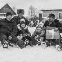 После снегопада :: Сергей Михайлов