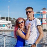 Юлия и Илья :: Анастасия Шаехова