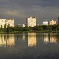 Еще один теплый вечер в сентябре :: Андрей Лукьянов