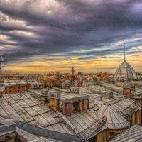 На Питерских крышах! :: Натали Пам