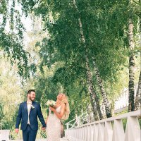 свадебная прогулка :: Ivan Karunov