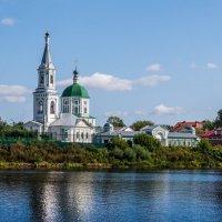 Церковь Великомученницы Екатерины Свято-Екатерининского монастыря :: Ruslan