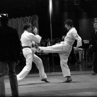 Чемпионат СССР по спортивному каратэ. Таллин 1982 :: Игорь Смолин