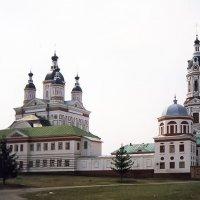 Сканов монастырь. Пензенская область :: MILAV V