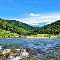 Река Уса :: Сергей Чиняев