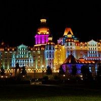 Волшебный замок :: Kamyshlov Victor