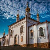 Храм в честь равноапостольной княгини Ольги :: Анна Соколова