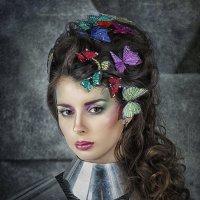 Эффект бабочки :: Мария Ларсен