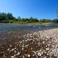 Река Мишиха :: Анатолий Иргл